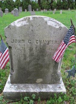 John Clayton Chamberlain