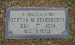 Bertha Gesina <i>Rodieck</i> Schroeder
