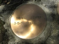 Theresa F. Dietz