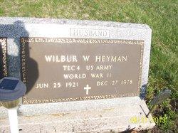 Wilbur W Heyman