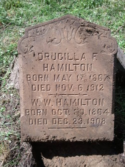 Druscilla <i>Jones</i> Hamilton