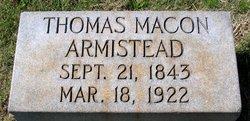 Thomas Macon Armistead