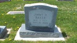 Jimmy D Baker