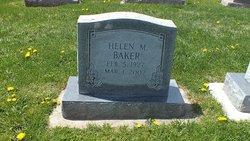 Helen M Baker