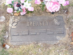 Emily Jane <i>Abernethy</i> Breakey