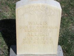 Wallis Allred