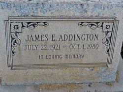 James Evor Addington