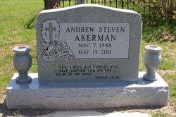 Andrew Steven Akerman