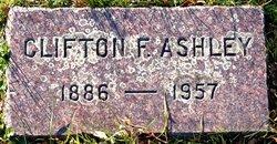 Clifton Francis Ashley