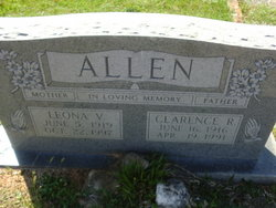 Leona V Allen