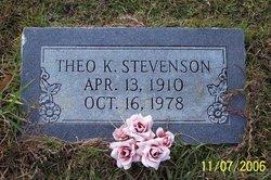 Theo K. Stevenson