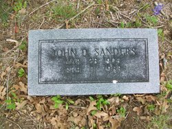 John Dorrah Sanders