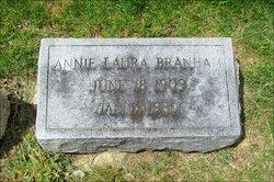 Anna Laura Annie <i>Mahoney</i> Branham