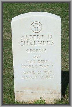 Albert <i>Davidson</i> Chalmers