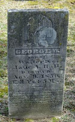 George W. Hall