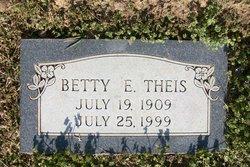 Betty <i>Harrison</i> Theis