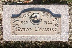 Evelyn Lorraine <i>Geist</i> Walker