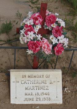 Catherine <i>Bustos</i> Martinez