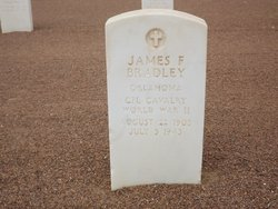 James F Bradley