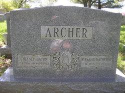 Cheyney Haydn Archer