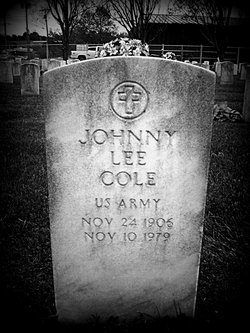 Johnny Lee Cole