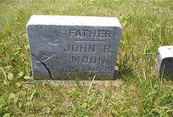 John B Moon