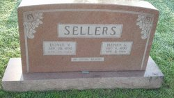 Dovie V. <i>Baker</i> Sellers