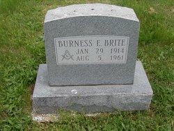 Burness Eugene Brite