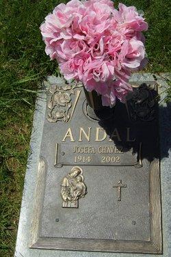 Josefa <i>Chavez</i> Andal