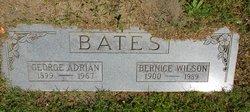 Celia Bernice <i>Wilson</i> Bates