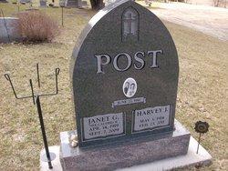 Dr Harvey J. Post