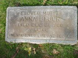 Anna Block