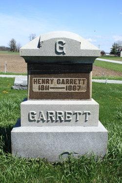 Henry Garrett
