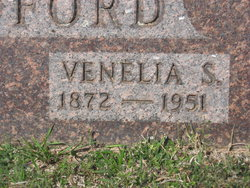 Venelia <i>Bruce</i> Bradford