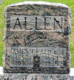 Alice Irene <i>Davis</i> Allen