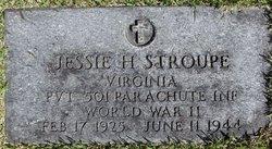 Jessie H Stroupe