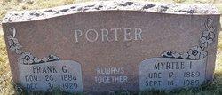 Myrtle Ivory <i>Field</i> Porter