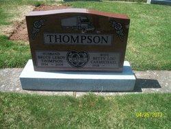 Bruce LeRoy Thompson
