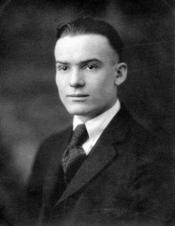 Walter Jacob Frame