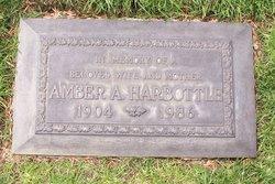 Amber Audrey <i>Hoover</i> Harbottle