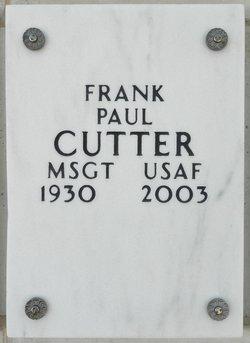 Frank Paul Cutter