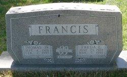 Freda E. <i>Callihan</i> Francis