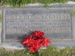 Mildred Bartlett