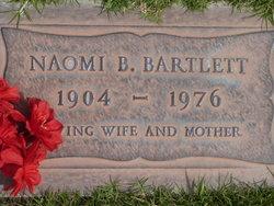 Naomi Buffum Bartlett