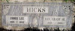 Jimmie Lee Hicks