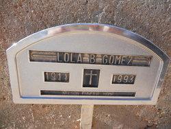 Lola B. Gomez