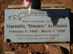 Simonita Simmie Arellanes