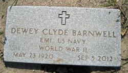 Dewey Clyde Barnwell