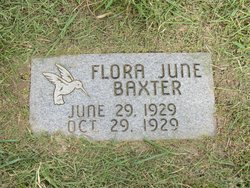 Flora June Baxter
