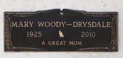 Mary <i>Woody</i> Drysdale